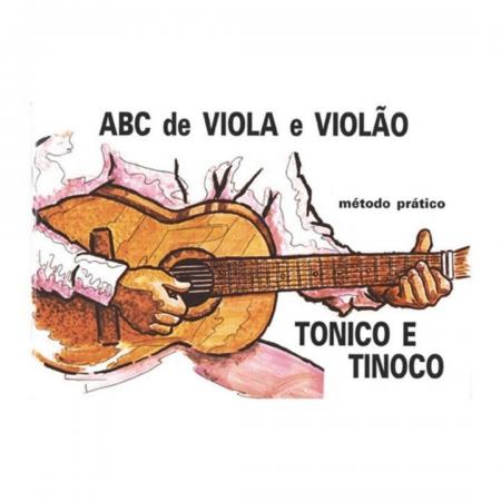 Abc de Viola e Violão Método prático - Tonico e Tinoco IVFB2789