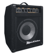 Amplificador MACKINTEC Black Rose para Contrabaixo