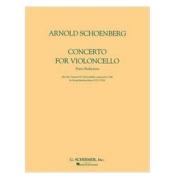 Arnold Schoenberg Concerto Para Violoncello Piano