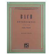 BACH - Invenciones a Dos Voces para Piano - Mugellini - Lorenzoni - ER596
