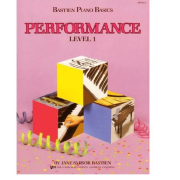 Bastien Piano Basics - Performance Level 1- Jane Smisor Bastien - WP211
