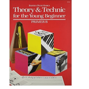 Bastien Piano Basics - Theory & Technic for the Young Beginner - Primer B - WP233