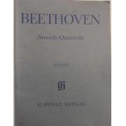 Beethoven Streich-Quintette - Urtext - G. Henle Verlag - 267