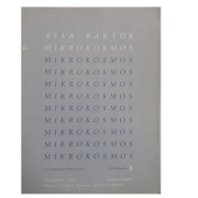 Béla Bartók   Mikrokosmos   Volume 6