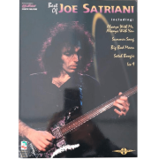 Best of Joe Satriani Guitar / Vocal - 02501255