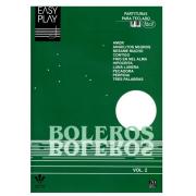 BOLEROS - Easy Play - Partituras para Teclado - Volume 2 - EP28