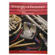 Book 1 Eb Alto Clarinet Standard of Excellence - Método de Banda Abrangente Por Bruce Pearson