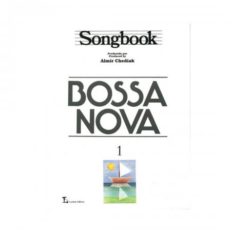 Bossa Nova - Songbook - Vol. 1 - Produzido por Almir Chediak - SBBN1