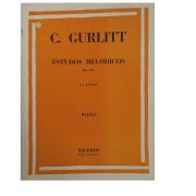 C. GURLITT - ESTUDOS MELÓDICOS Op.50 VOLUME 1 - PIANO - BR0649