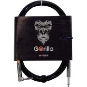 Cabo Tecniforte Gorilla 3,05m reto-L GO10LNI - para Baixo e outros instrumentos