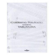Caderno Pautado Com Tablatura - BQ228