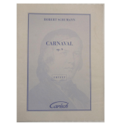 Carnaval Op. 9 - Robert Schumann - Urtext 22416