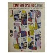 Chart Hits of ' 99 -'00 Clarinet - 15 ótimos sucessos - HL841535