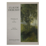 Claude Debussy - Préludes II for Solo Piano Edited by Hans Swarsenski No. 7255B