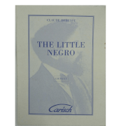 Claude Debussy The Litte Negro Urtext Carisch 22008