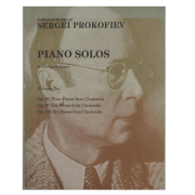 Collected Works of Sergei Prokofiev Pianos Solos In Eleven Volumes K05010
