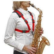 Correia para mulheres - Sax alto e Tenor BG S419SH - STRAPS Harness Women