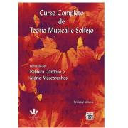 Curso Completo De Teoria Musical E Solfejo - 1º VOL. Belmira Cardoso e Mário Mascarenhas - 286M