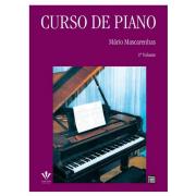 CURSO DE PIANO - Mário Mascarenhas - Volume 1 - 276M