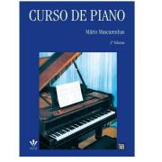 CURSO DE PIANO - Mário Mascarenhas - Volume 2 - 280M