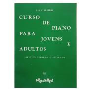 Curso De Piano Para Jovens e Adultos - Aspectos Técnicos e Estéticos - Suzy Queiroz