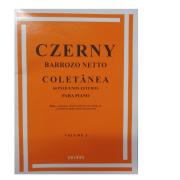 CZERNY - Coletânea 60 Pequenos Estudos para Piano - Barrozo Netto - Volume 1 - RB0031