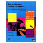 Czerny - Germer Estudos Escolhidos para Piano Rev. Souza Lima 1º Volume 225M