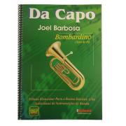 DA CAPO BOMBARDINO - Joel Barbosa Método Elementar para o Ensino Coletivo ou individual instr. Banda
