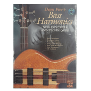 Dean Peer's Bass Harmonics: New Concepts and Techniques - 0293B