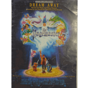 Dream Away Words and Music by Diane Warren - The Pagemaster VS6476