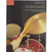 Drum Standards Classic Jazz Masters - Transcriptions of 10 Classic Jazz Performances - HL672426