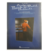 Early Rock `n` Roll Ballads: 52 Slow-Dance Hits - Piano, Vocal e Guitarra