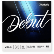 Encordoamento D'Addario DEBUT Violino D310 4/4 - Medium