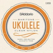 Encordoamento D'Addario Ukulele Baritono - EJ65B