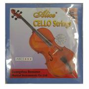 Encordoamento Violoncelo Cello 4/4 Alice A803