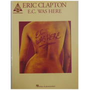 Eric Clapton - E.C. Was Here - Recorded Versions Guitar - HL00690265