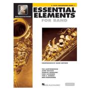 Essential Elements for Band Eb Alto Saxophone Book 1 ( Para Sax Alto) HL00862572