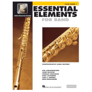Essential Elements for Band Flute Book 1 - Método para Flauta HL00862566