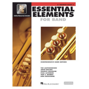 ESSENTIAL ELEMENTS FOR BAND - Vol. 2 - Trumpet - ( Trompete ) HL00862597