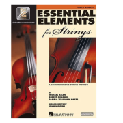Essential Elements for Strings - Viola Book 1 - Um método abrangente de cordas HL00868050