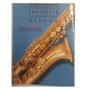 Everybody's Favorite Saxophone Method - Arranged by Arnie Berle - AM940324