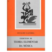 Exercícios de Teoria Elementar da Música - Osvaldo Lacerda - RB0801