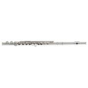Flauta Transversal - C Niquelada Sol desalinhado Ascent ASFL6237N