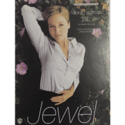 Foolish Games - Recorded by Jewel on Atlantic Records Words and Music by Jewel Kilcher - PV97120
