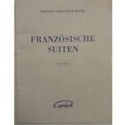 Französische Suiten - Urtext - Johann Sebastian Bach - MK12437