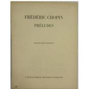 Frédéric Chopin Préludes - Kritischer Bericht - G. Henle Verlag Munchen - Duisburg - 226