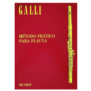 GALLI Método Prático para Flauta - RB0816