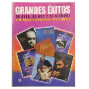 Grandes Exitos de Ayer, de hoy y de siempre Piano, Vocales e Acordes - 0431B