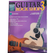 Guitar Rock Shop 3 by Aaron Stang and Daniel Warner - EL03853CD