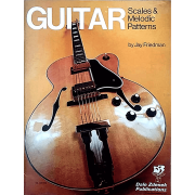 Guitar Scales & Melodic Patterns by Jay Friedman - EL02782